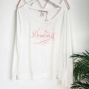 Victoria's Secret, NEW, Bombshell Burnout Top, XL